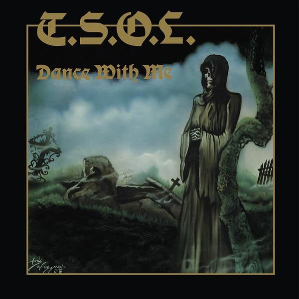 "TSOL ""Dance With Me"" LP"