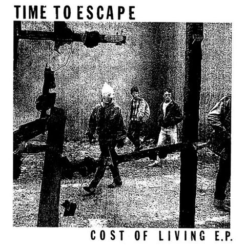 "TIME TO ESCAPE ""Cost of Living"" 7"""