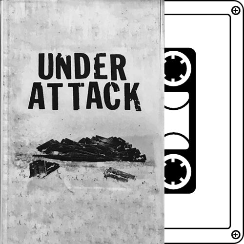 UNDER ATTACK Demo Tape