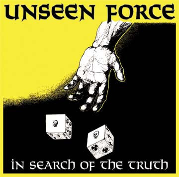 "UNSEEN FORCE ""In Search of the Truth"" LP *COLOR"