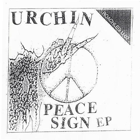 "URCHIN ""Peace Sign EP"" 7"""