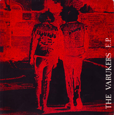 "VARUKERS ""Protest and Survive"" 7"""