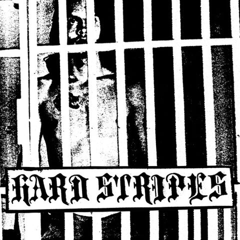 "HARD STRIPES ""S/T"" 7"""