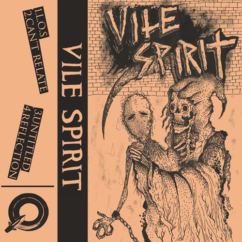 VILE SPIRIT Demo Tape