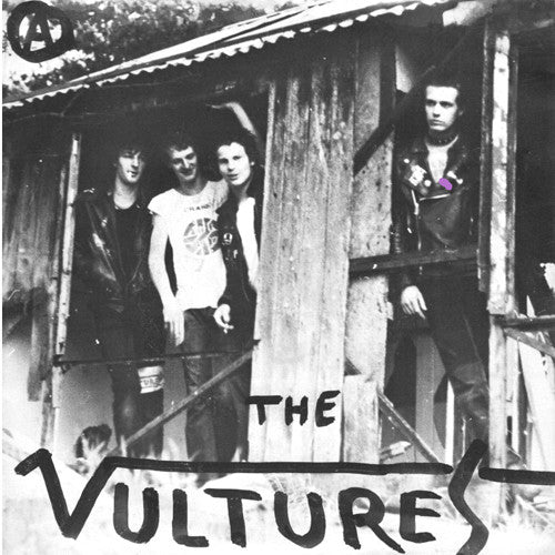 "VULTURES, THE ""S/T"" 7"""