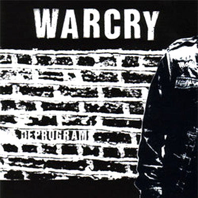 "WARCRY ""Deprogram (Euro Press)"" LP"