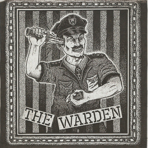"WARDEN, THE ""S/T"" 7"""