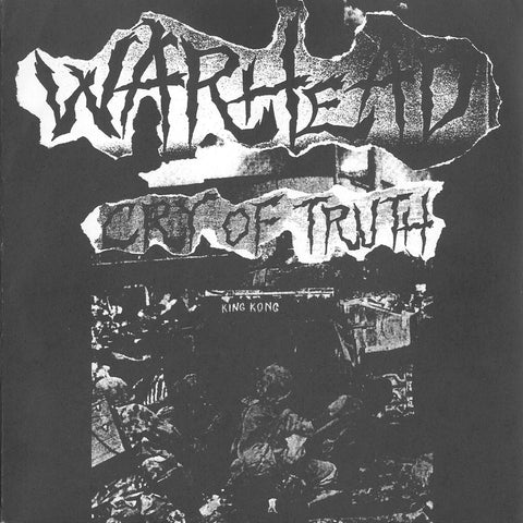 "WARHEAD ""Cry of Truth"" 7"""