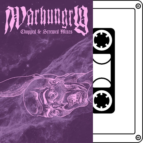 WAR HUNGRY Chopped Tape