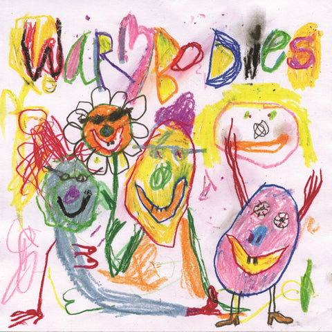 "WARM BODIES ""S/T"" LP"