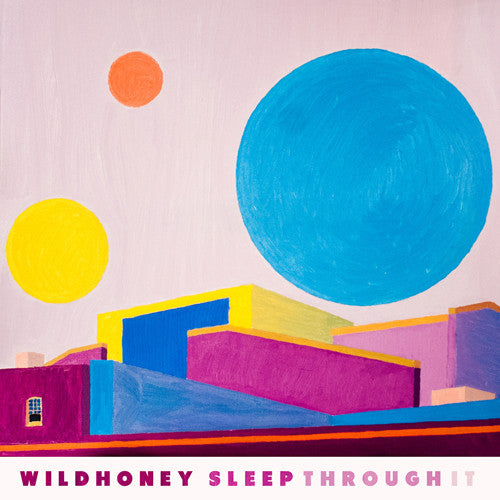 "WILDHONEY ""Sleep Through It"" LP"