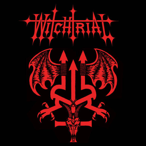 "WITCHTRIAL ""Demo 2017"" LP"