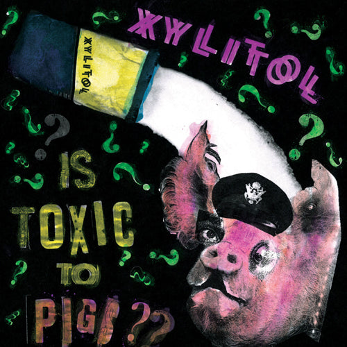"XYLITOL ""Is Toxic to Pigs??"" 7"""