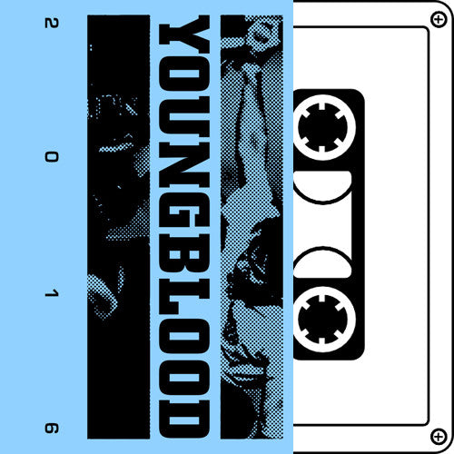 "V/A ""Youngblood Records Sampler 2016"" Tape"