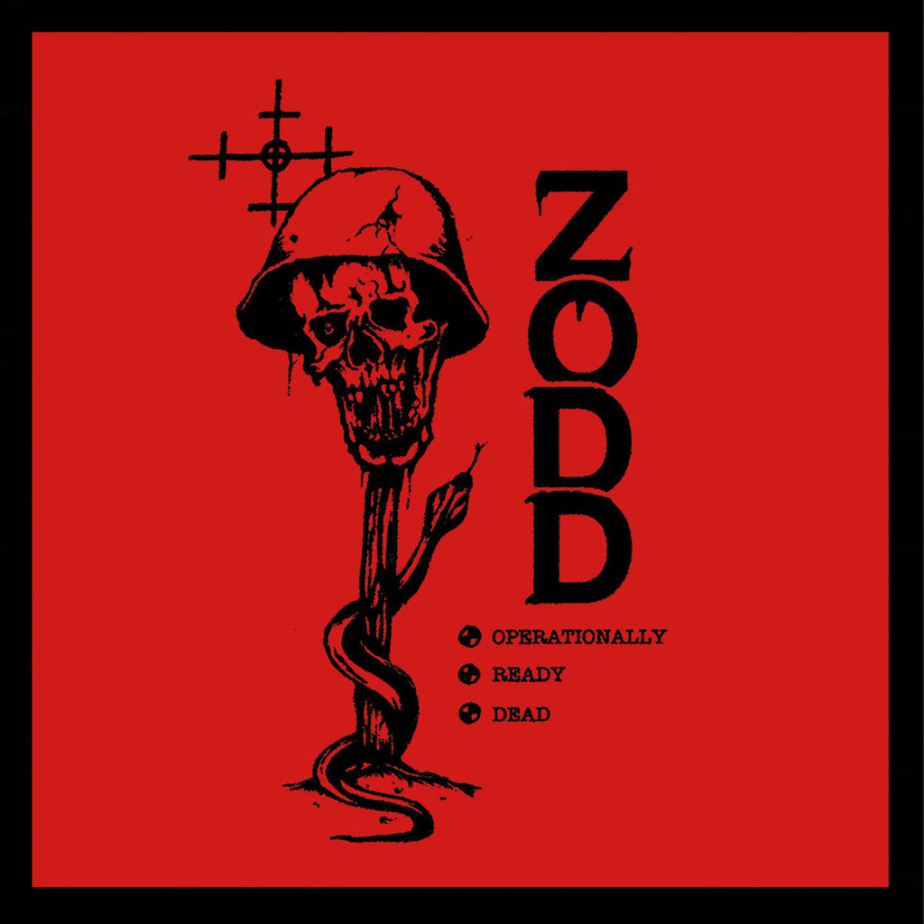 "ZODD ""Operationally Ready Dead"" LP"