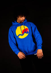 BAxGR (Blue)-Hoodie - Bare All Clothing