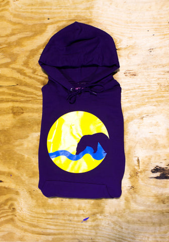 BAxGR (Purple)-Hoodie - Bare All Clothing