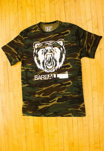 Logo T-Shirt (Camo) - Bare All Clothing