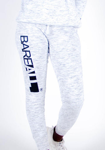 Bare All Comfy Joggers (Ash/Black) - Bare All Clothing