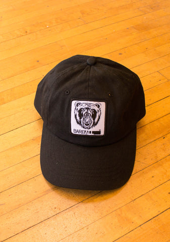 Bare All Dad Hat (Black) - Bare All Clothing