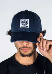 Bare All Dad Hat (Navy) - Bare All Clothing