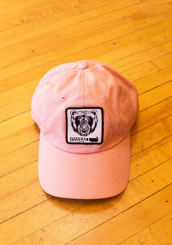 Bare All Dad Hat (Pink)