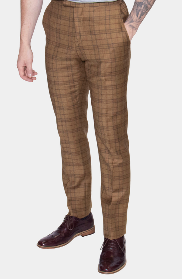 ALDERNEY TROUSER - MADE TO ORDER