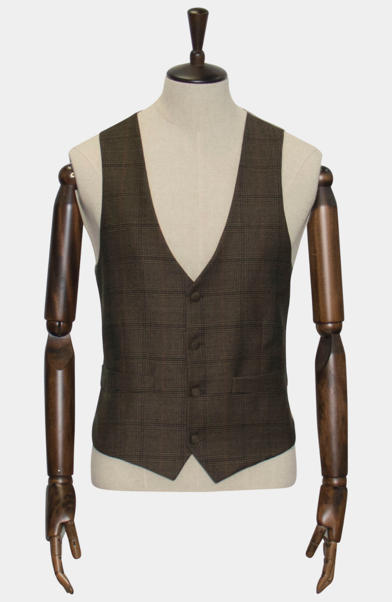 INISHMORE 3 PIECE SUIT - MADE TO ORDER
