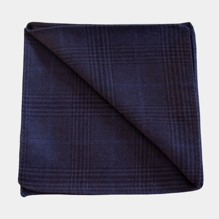 ISLE OF ARRAN POCKET SQUARE