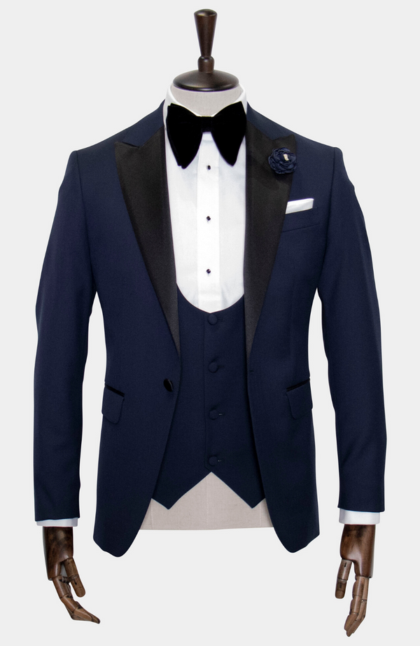 HARRIS 3 PIECE TUXEDO - MADE TO ORDER