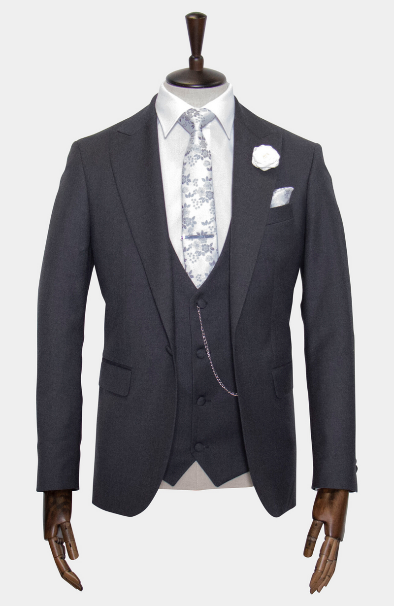 SHETLAND 3 PIECE SUIT - MADE TO ORDER