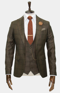 INISHMORE 3 PIECE SUIT - HIRE (IN STORE: £100 / ONLINE: £125)
