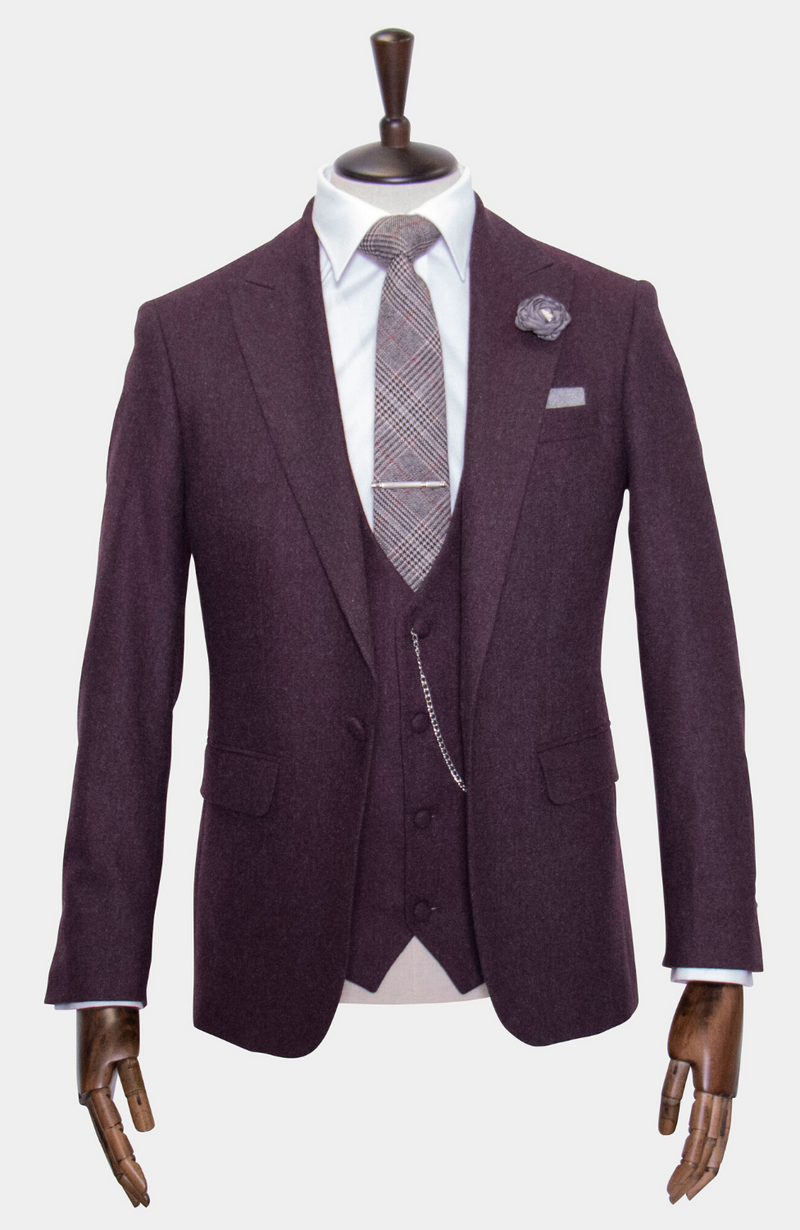 INISHEER 3 PIECE SUIT - HIRE (IN STORE: £100 / ONLINE: £125)