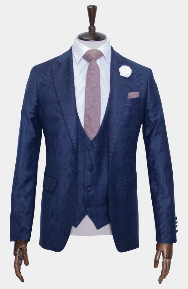 ISLE OF ARRAN: 3 PIECE SUIT - HIRE (INSTORE: £100 / ONLINE: £125)
