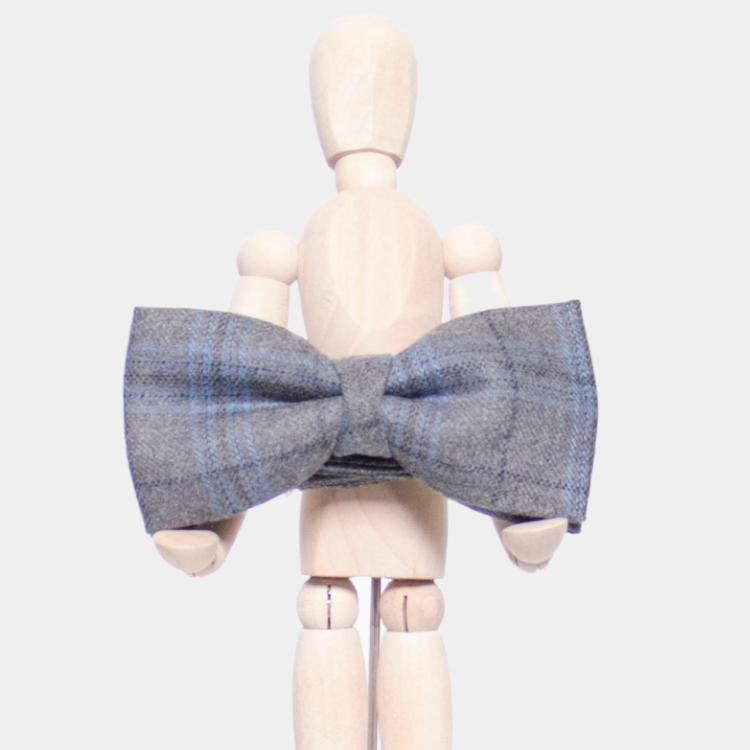 JERSEY BOW TIE.