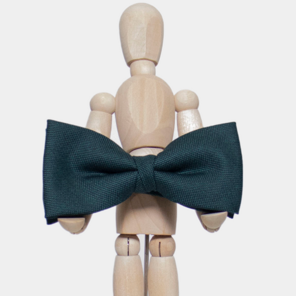 Logan Emerald Bow Tie - Hire