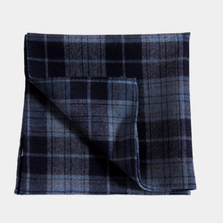 Isle Of Bute Pocket Square.