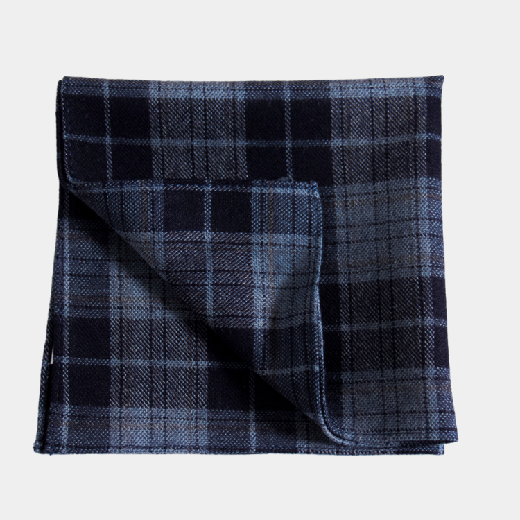 Isle Of Bute Pocket Square