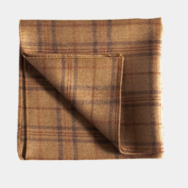 ALDERNEY POCKET SQUARE - HIRE