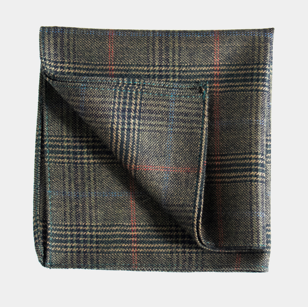 Inishmore Pocket Square.