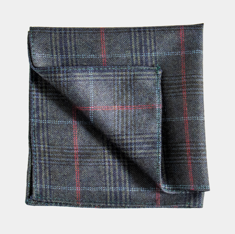 ANGLESEY POCKET SQUARE
