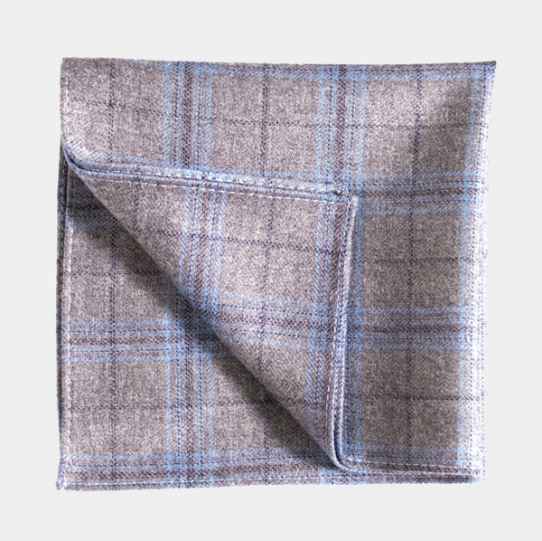 JERSEY POCKET SQUARE - HIRE