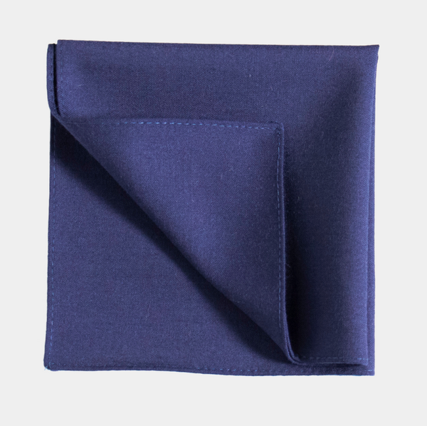 Hebides Pocket Square.