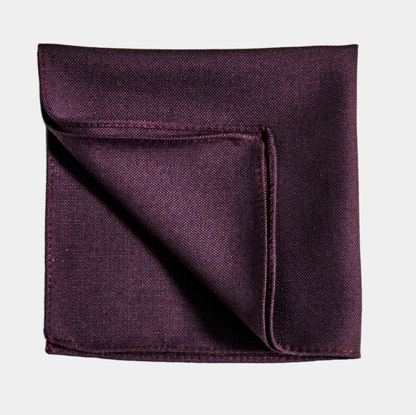 Cardinal Pocket Square.