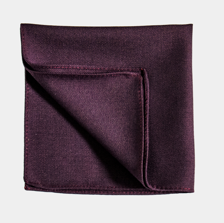 Cardinal Pocket Square