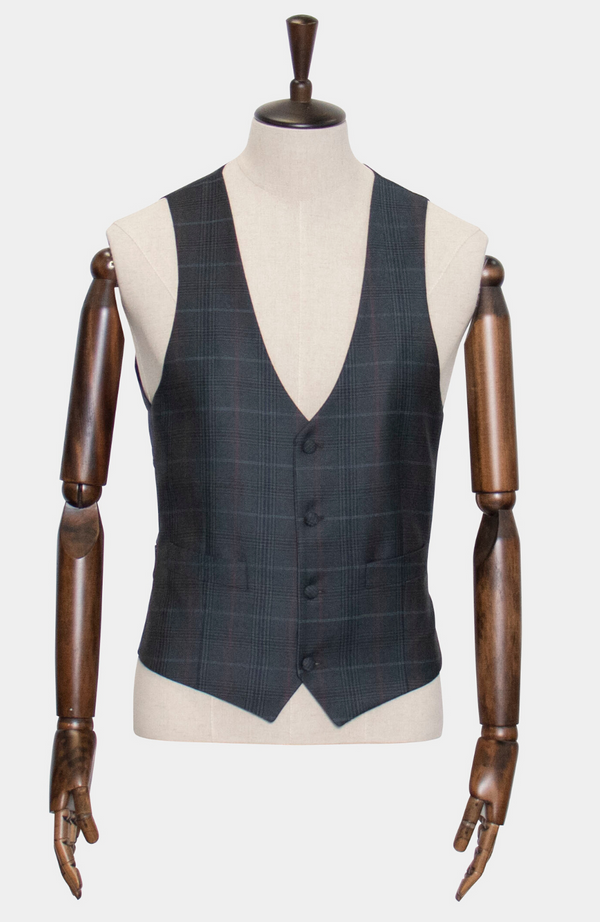 ANGLESEY WAISTCOAT - MADE TO ORDER