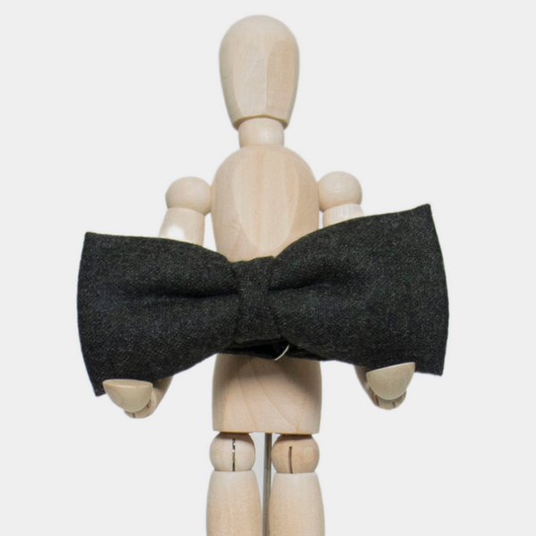 Barra Green Bow Tie - Hire