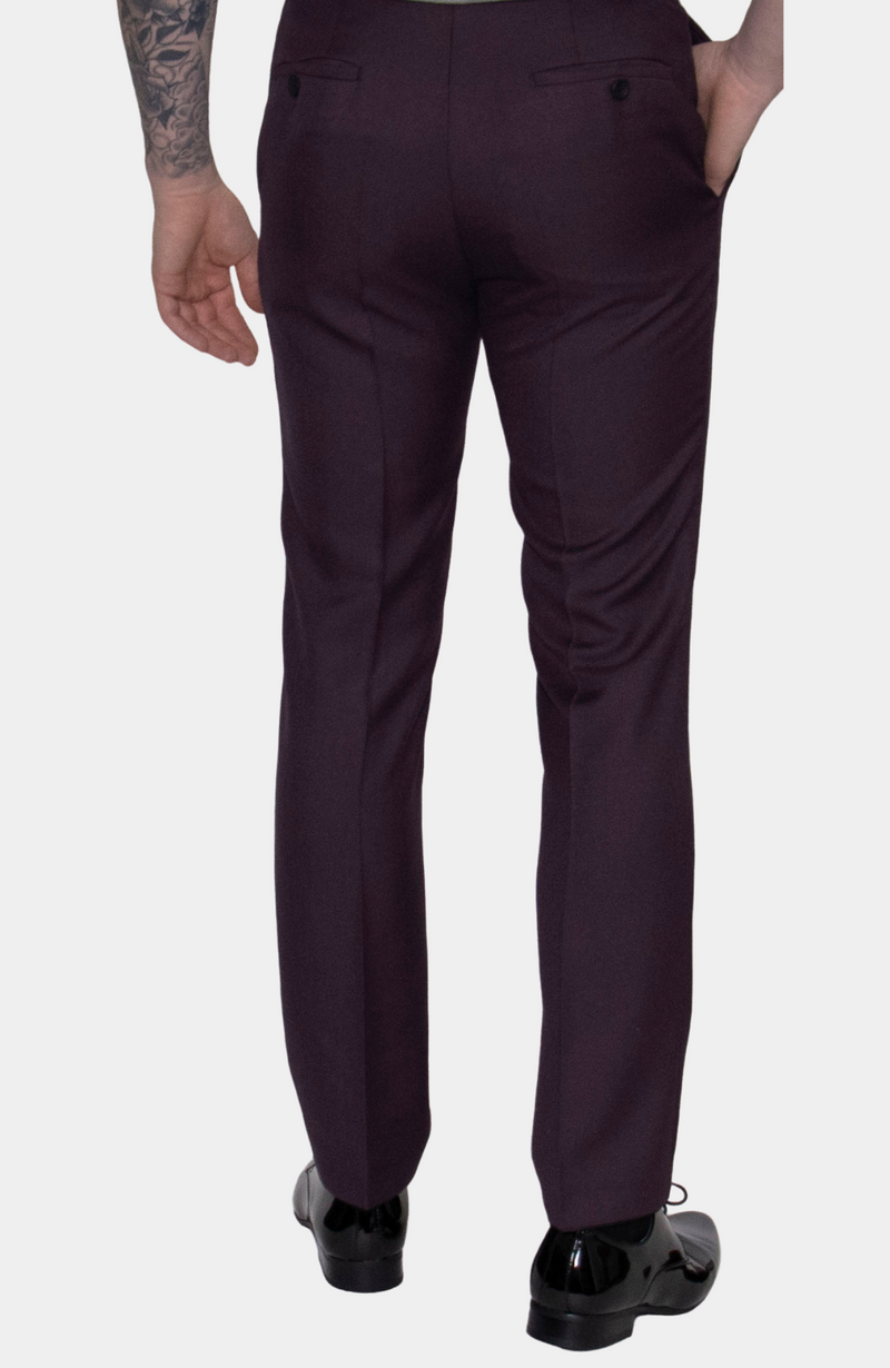 Cardinal Trouser - Hire (IN STORE: £25 / ONLINE: £30)