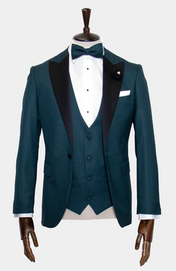 Logan 3 PIECE Tuxedo - MADE TO ORDER