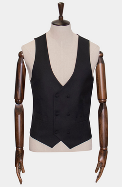 Rathlin Double Breasted Waistcoat - Made To Order